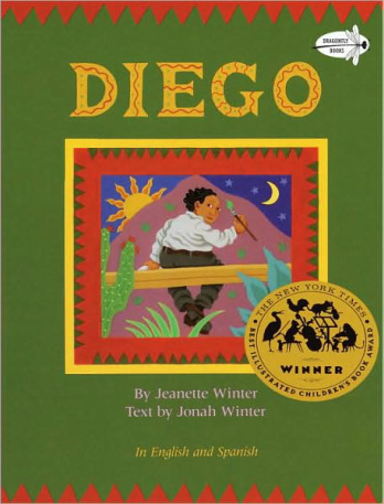 Diego - book cover